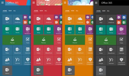 Office 365 App Launcher