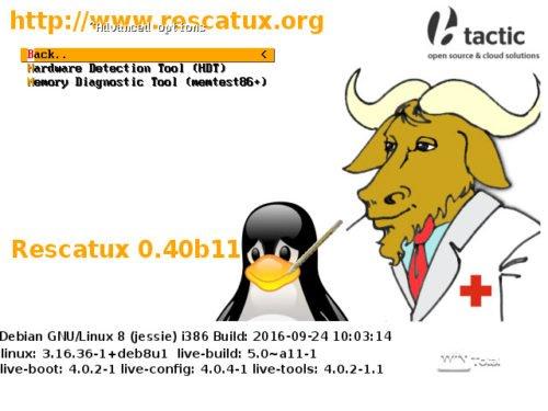 Rescatux Tools