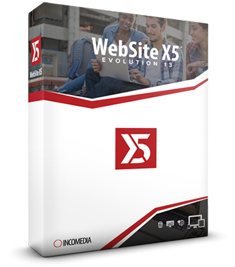 Boxshot WebSite X5