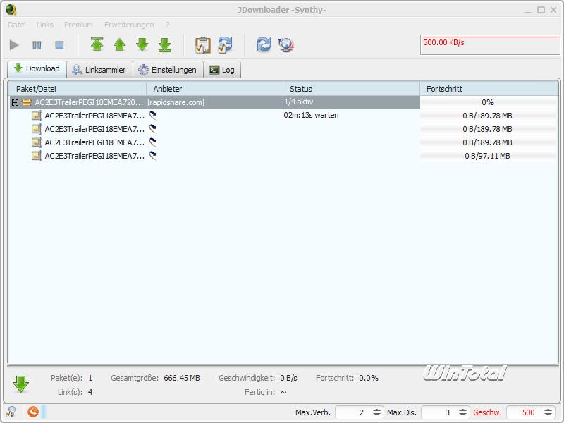 Download Der Woche 3017 Jdownloader Wintotalde