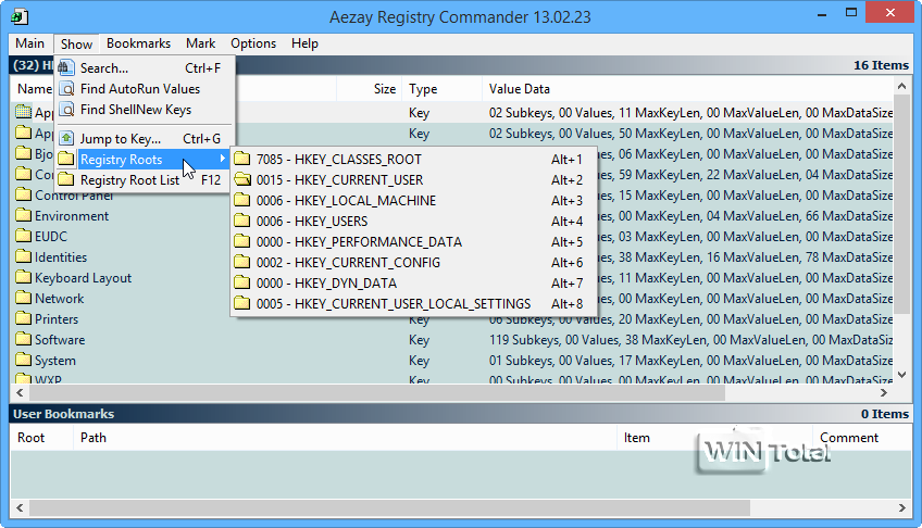Registry Commander - Download - Kostenlos & schnell auf WinTotal.de Screenshot · Screenshot · Screenshot. Registry Commander ...