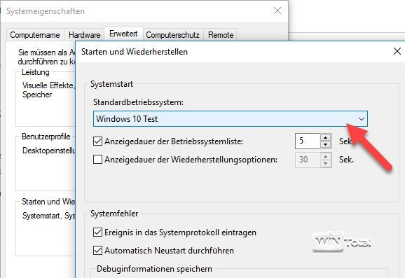 windows 10 administrator name ändern