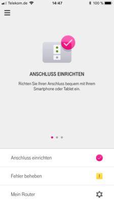 DSL Hilfe App