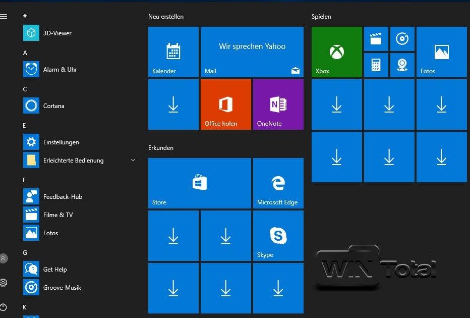 Windows 10 Apps Starten Nicht