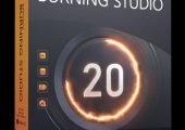 Box Ashampoo Burning Studio 20