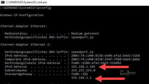 IP-Informationen