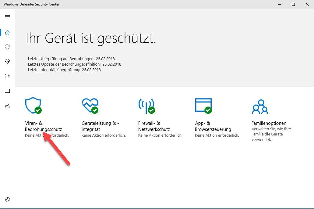 Windows 10 Vollzugriff Auf Alle Dateien