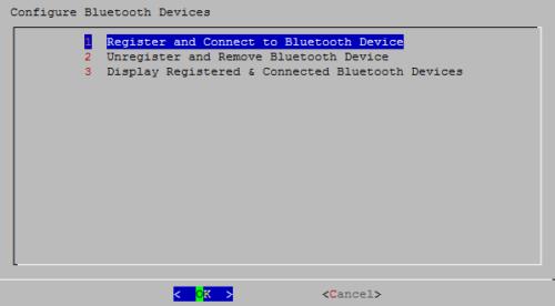 Bluetooth in RetroPie