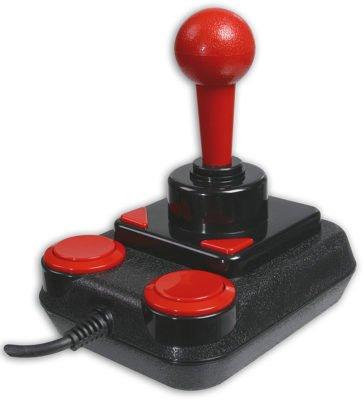 Retro pur: COMPETITION PRO USB, Bildquelle: Speedlink