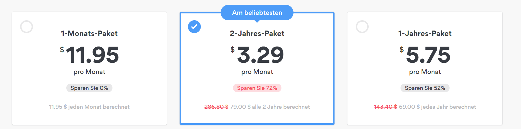 NordVPN coupon / gutschein