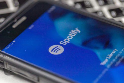 Spotify, Smartphone
