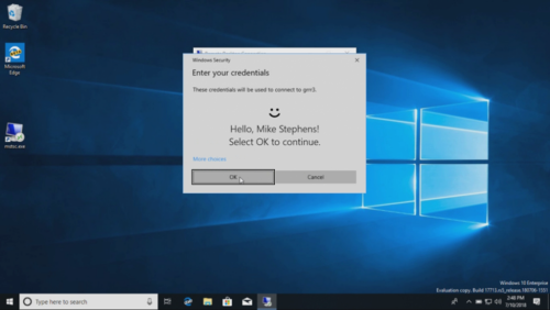 Windows Hello bei RDP-Verbindungen