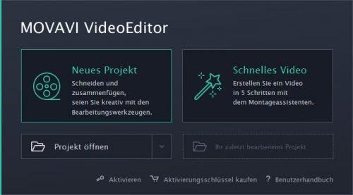 Assistent zur Erstellung eines Videos in nur fünf Schritten