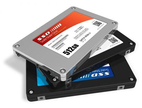 SSD gibt es in verschiedenen Größen und Preisklassen