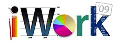 Apple iWork Logo