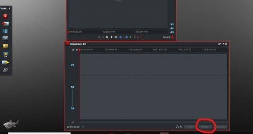 Keyphrame Editor Lightworks