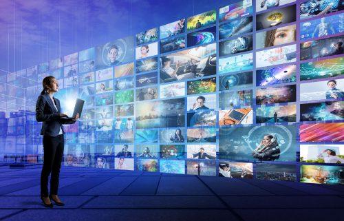 Die Sender-Auswahl beim Internet-Fernsehen ist nahezu unerschöpflich.