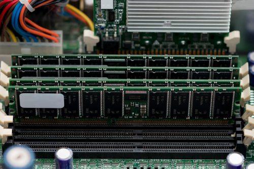 BIOS Arbeitsspeicher einstellen