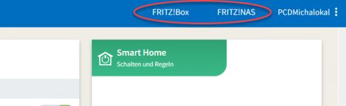 FRITZ!Box-Zugriff über MyFRITZ!