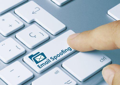 E-Mail Spoofing durch Bekannten