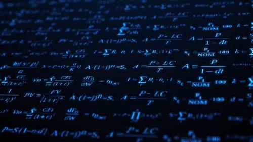 Komplizierte Gleichungen für Cryptomining