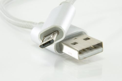 Micro USB Typ B Stecker