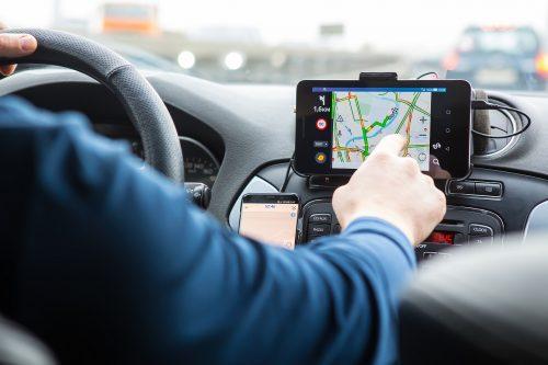 Navigationssystem mit Embedded Software