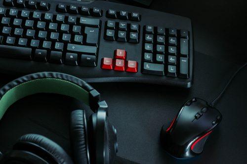 Tastatur und Maus mit USB 2.0 Standard