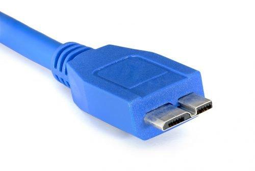 USB 3.0 Micro B Stecker