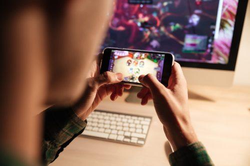Gaming am Smartphone