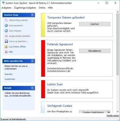 Windows Explorer funktioniert nicht stürzt ab