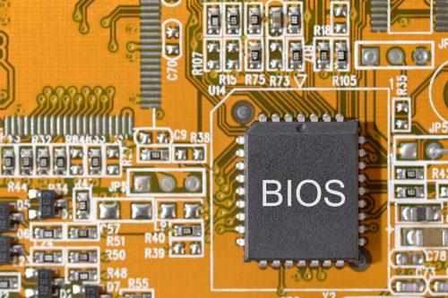 BIOS Chip Mainboard Update