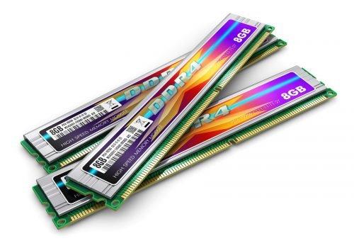 RAM DDR3 DDR4