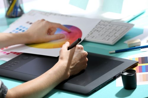 Grafik Tablet für CAD-Programme