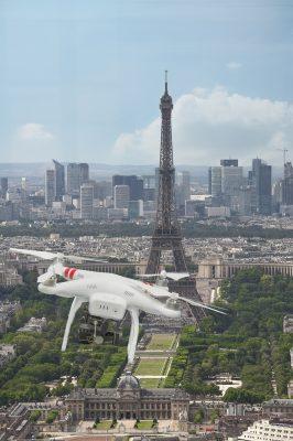 Drohnen Gesetz Aufnahmen aus der Luft Wohngebiet