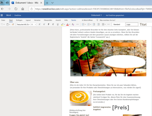 Microsoft Office kostenlos