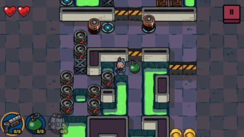Fury Turn Smartphone Abenteuer-Spiel ohne Internet.