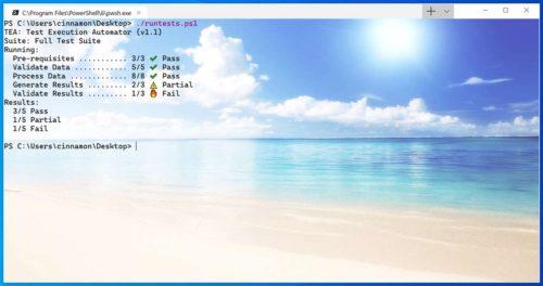 Windows Terminal Umgebungen anpassen