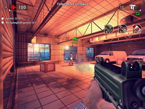 Unkilled Spiele App deutsch