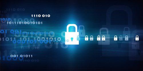Daten innerhalb des Netzwerkes verschlüsseln.