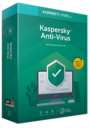 Box Kaspersky Anti-Virus 2019