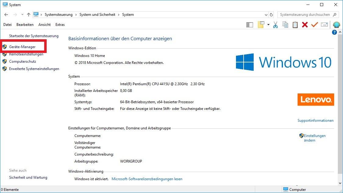 Laptop Tastatur Deaktivieren Sperrung Der Tastatur Unter Windows