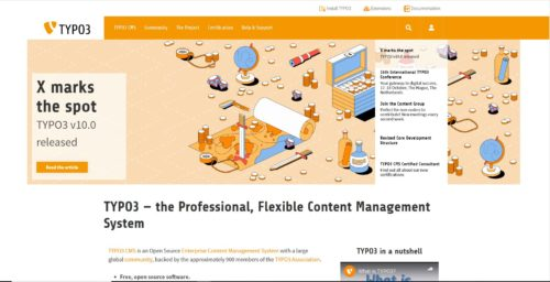 Typo3 als WordPress Alternative