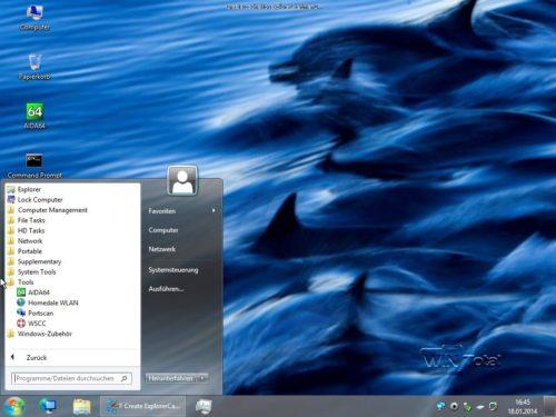 Windows PE als bootfähiges Windows