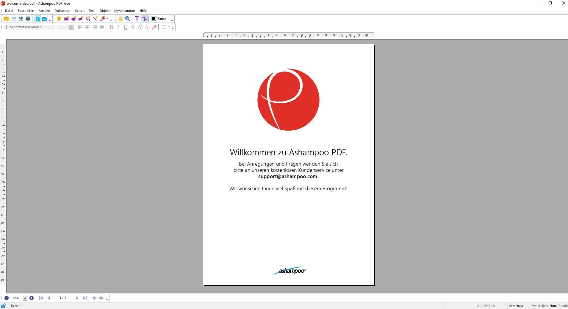 pdf-datei bearbeiten