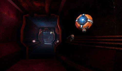 "VR Games 2019: Screenshot aus ""Eden Tomorrow"""