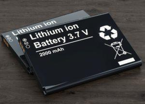 Lithium Ionen Akkus für Smartphones