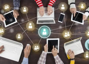 Kundenbeziehungen werden mit CRM Systemen gesteuert