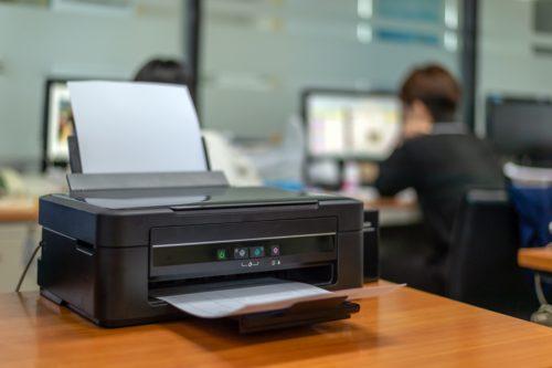 Die Broadcast-Adresse wird auch beim Drucken genutzt