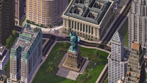 Spiele mit wenig Speicherplatz: Screenshot aus SimCity 4